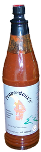 Pepperdoux's French Louisiana Pepper Sauce (6oz) (Single)
