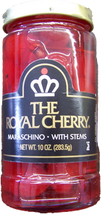 Maraschino Cherries (3.5oz) (Single)