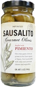 Pimento Stuffed Queen Olive (5oz) (Single)
